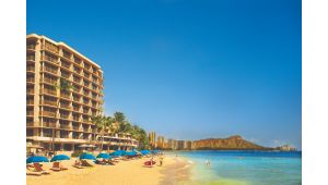 Outrigger Reef Waikiki Beach Resort Package