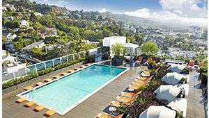Andaz West Hollywood Package ~ Los Angeles - Hotel only deal