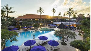 Bali Dynasty Resort Package - Family Package