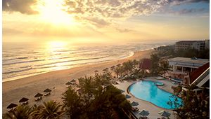 Centara Sandy Beach Resort Da Nang Package ~~ Da Nang
