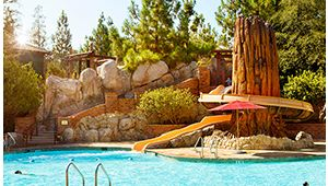 Disney's Grand Californian Hotel & Spa Package ~ Anaheim hotel only deal