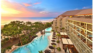 Double Six Luxury Hotel Seminyak Package