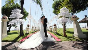 Grand Mirage Resort & Thalasso Spa Bali Wedding Package