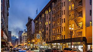 Handlery Union Square Hotel Package ~ San Francisco - Hotel only deal