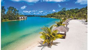 Holiday Inn Resort Vanuatu Package