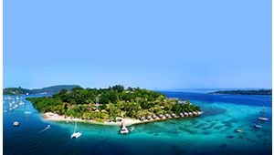 Iririki Island Resort & Spa Package