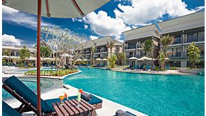 Le Meridien Khao Lak Resort and Spa Package - All meals & drinks!