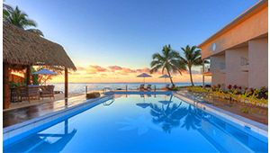 Moana Sands Lagoon Resort Package - Hotel only deal
