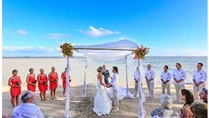 Outrigger Dream Wedding Package
