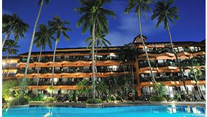Patong Merlin Package - All meals & all drinks