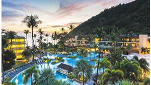 Phuket Marriott Resort and Spa Merlin Beach Package - all meals all drinks!