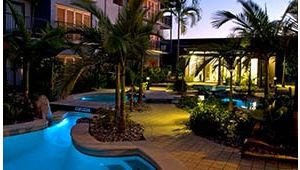 Southern Cross Atrium Apartments, Cairns