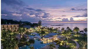 The Sands Khao Lak by Katathani ~ All Inclusive package