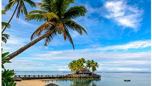 Warwick Fiji Package - Hotel only deal
