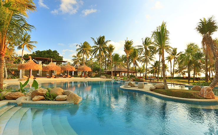 Bali Mandira Resort & Spa - Beach Pool