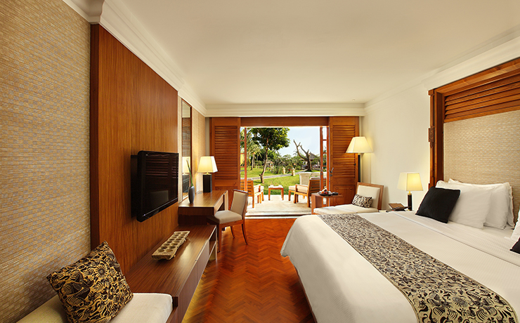 Nusa Dua Beach Hotel - Palace Club Room