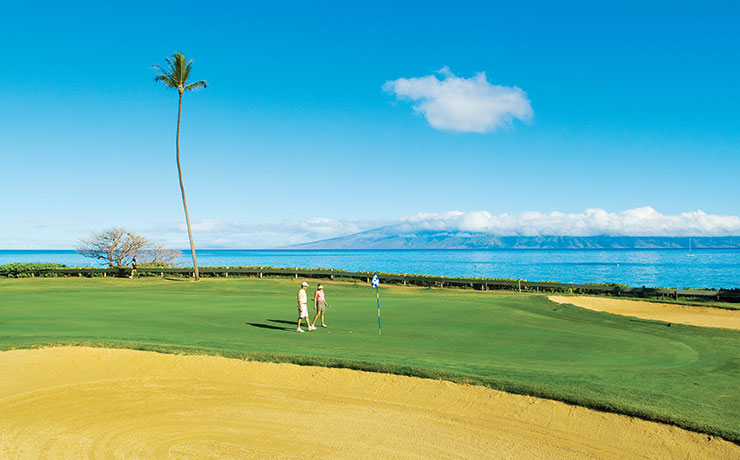 Royal Lahaina Resort - Golf Activities