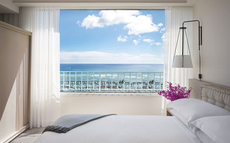 The Modern Honolulu - Oceanfront Suite