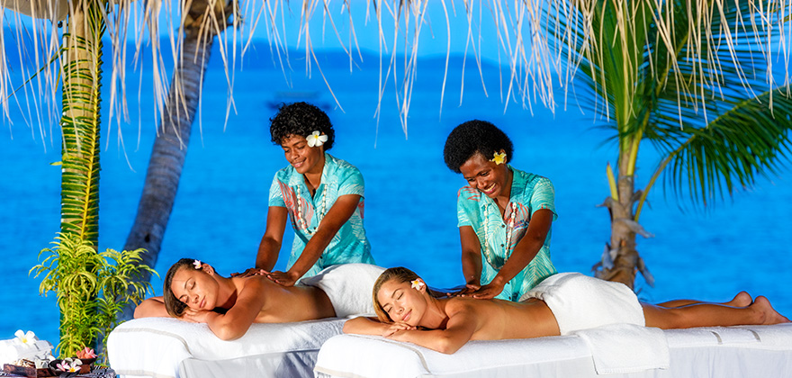 Coral Coast of Fiji Spa Treatments