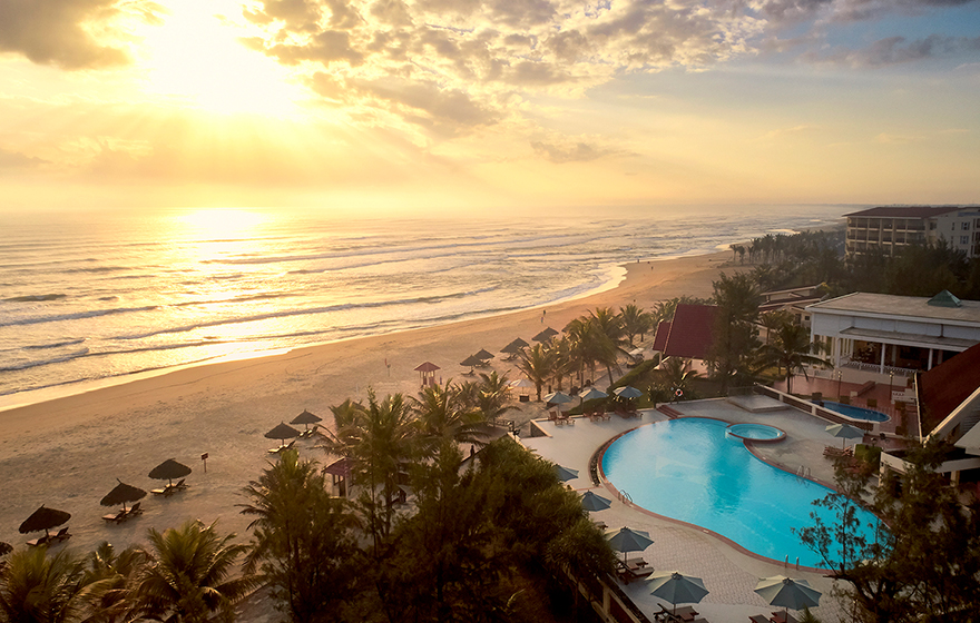 Central Sandy Beach Resort Da Nang